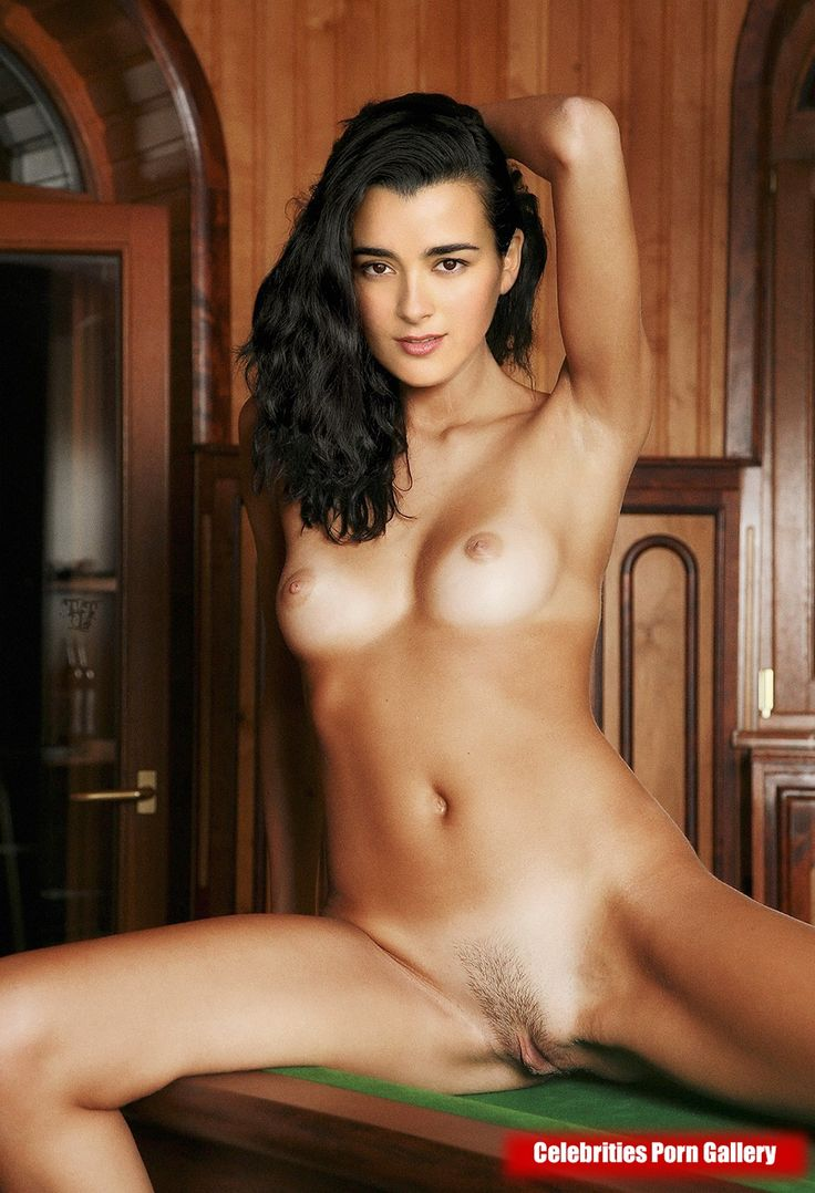 Cote de pablo nude boobs