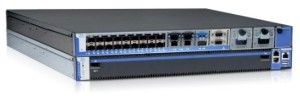 The TX6240 comes in a 2U chassis and offers two long-haul ports that can run at 56 Gb/sec on InfiniBand and either 10 Gb/sec or 40 Gb/sec on Ethernet; it has two downlinks that run at either 56 Gb/sec with InfiniBand or 40 Gb/sec with Ethernet.