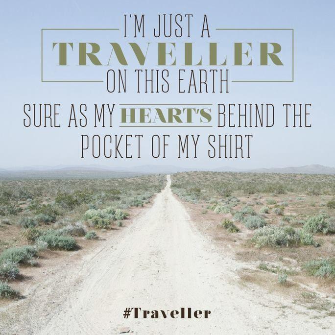 Make it through the mid-week slump with Chris Stapleton's #Traveller!