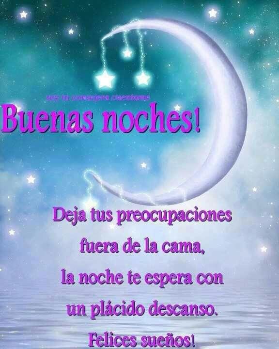 Buenas noches !!