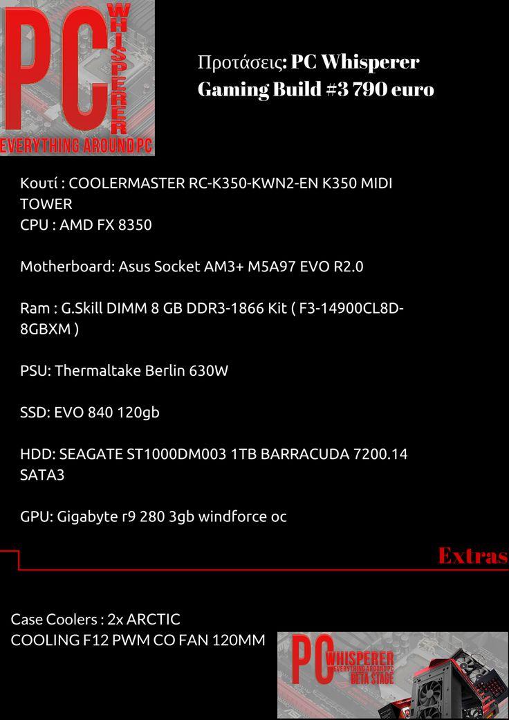 790euro Gaming Build  11OKT14