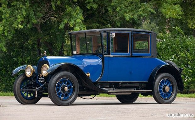1921 Brewster Model 91 Coupe