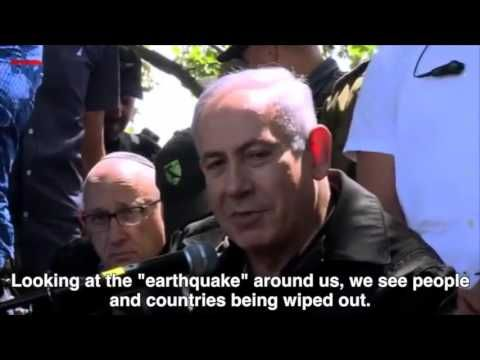 Only In Israel Will The Leader Of A Country Do What You're About To See – Israel Video Network