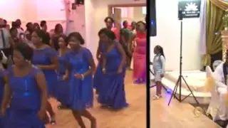 sunayo shakalewa wedding dance - YouTube