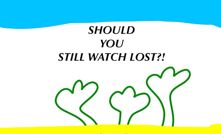 SHOULD YOU STILL WATCH LOST?! Check out my #new BLOG POST! #LOST   Btw thanks on 1.1K Followers :)