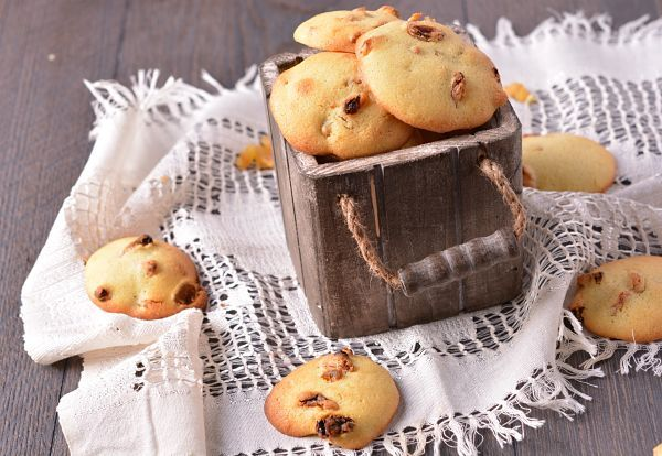 Soft Raisin Cookies | Passion for cooking