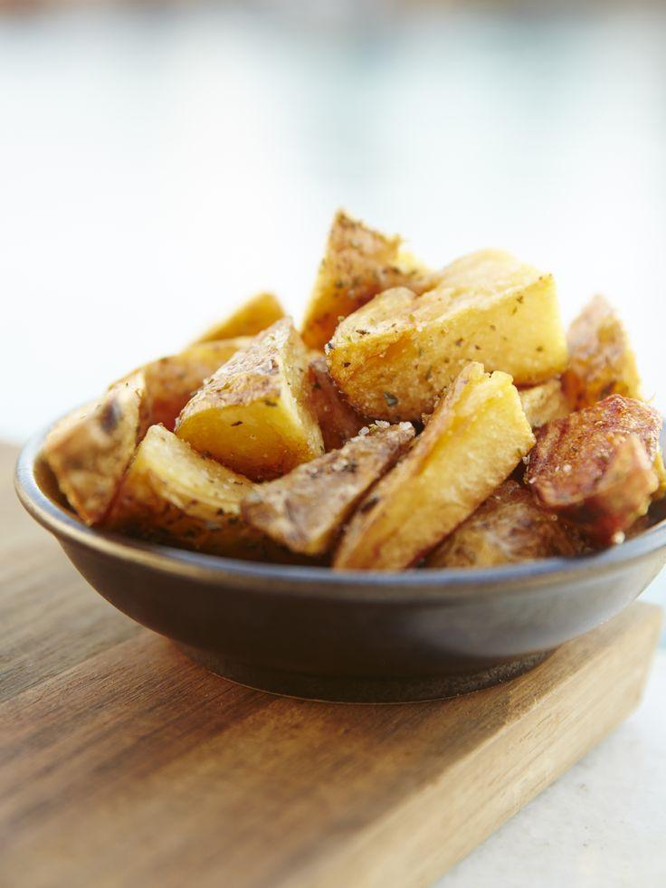 Potatoe Fries, at the Belvedere Club, Belvedere Hotel Mykonos, Photo credits: John Russo