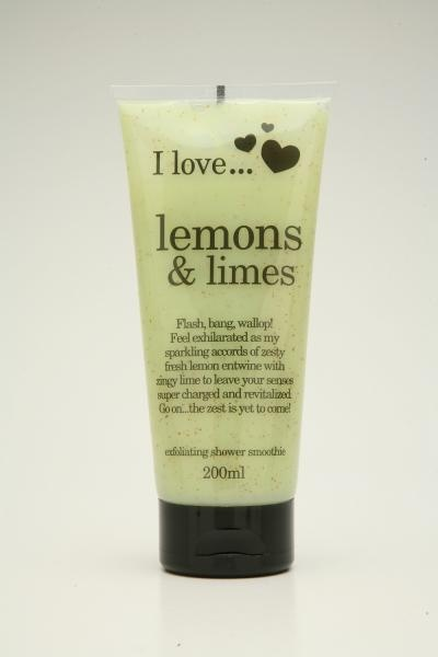 Lemons & Limes Exfoliating Shower Smoothie - http://www.carlisa.ro/245~Ingrijire-Corp/1369-Lemons---Limes-Exfoliating-Shower-Smoothie.html