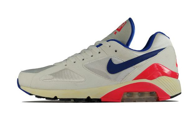 "The Nike Air Max 180 OG ""Ultramarine"" Returns in March"