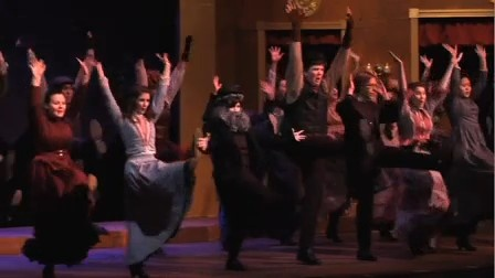 2013 Freddy Awards:  Moravian Academy - The Mystery of Edwin Drood