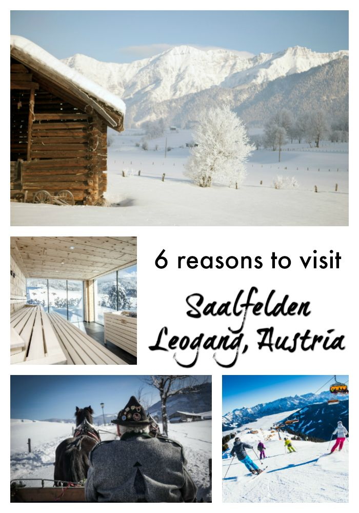Saalfelden Leogang is a ski resort in Austria. It has plenty to offer family ski enthusiasts, complete beginners, and those that enjoy Nordic as well as downhill skiing, with 150km of trails for cross-country skiing.