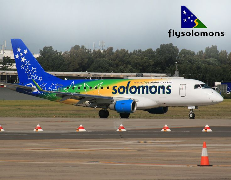 Solomon Airlines - AirlinePros