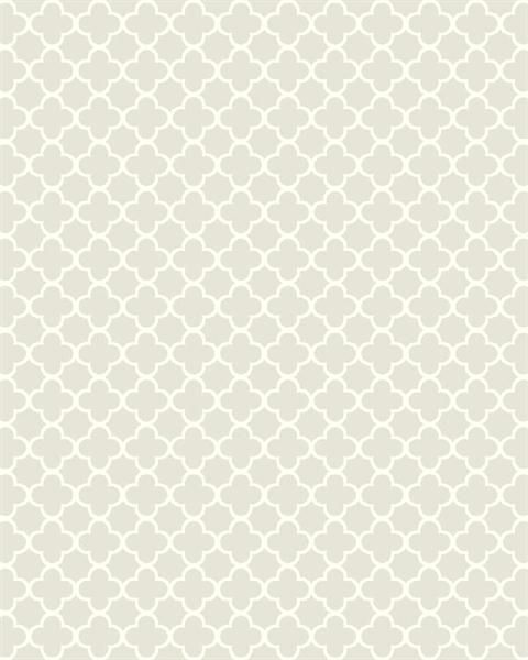 WA7822 | Waverly Classics, Grey Framework Trellis Wallpaper | TotalWallcovering.Com