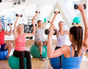 Best Workouts for a Crowded Gym