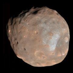Phobos Moon Facts