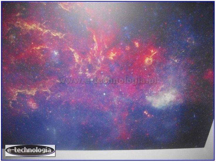 sufity z nadrukiem galeria - sufit z kosmosem galeria - sufit z niebem galeria e-technologia