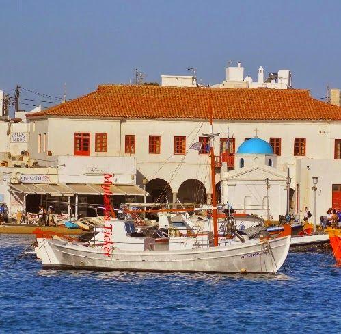 mykonos ticker: Εγκριτικές αποφάσεις για 2 ξενοδοχεία στη Μύκονο έ...