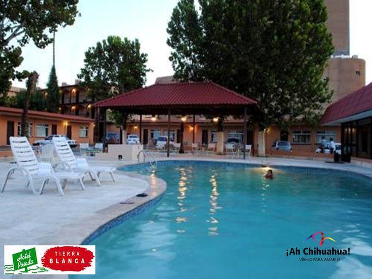 https://flic.kr/p/sAxoAX | TURISMO EN CHIHUAHUA LE PLATICA SOBRE EL HOTEL POSADA TIERRA BLANCA EN CHIHUAHUA 3 | En avenida Niños Héroes # 102 en la Ciudad de Chihuahua, se localiza el Hotel Posada Tierra Blanca, donde ofrecemos excelentes servicios a nuestros huéspedes con más de 50 años de experiencia. Nuestras habitaciones son confortables y cuentan con los servicios que usted necesita, clima artificial, tv con cable, internet inalámbrico, teléfono. Contamos con alberca y restaurante…