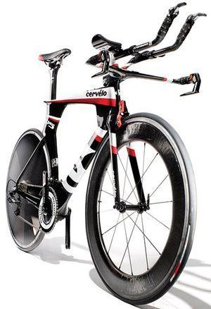 Cervelo P5 Is World's Most Aerodynamic Triathlon Bike