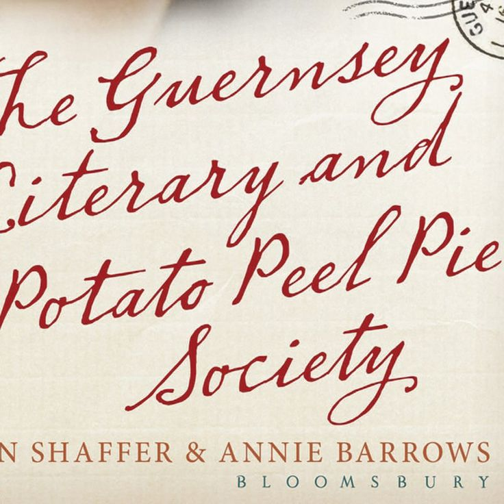 Guernsey Potato Peel Pie Article