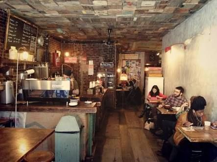 ニューヨーク カフェ - Google 検索