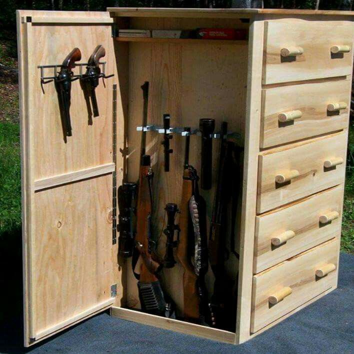 Best 25 Hidden Gun Storage Ideas On Pinterest Gun