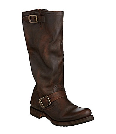 Frye Veronica Slouch Boots--I just may have to get these