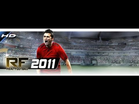 #2011 #android #AndroidGames #AndroidHD #game #Gameloft #hd #jeuxvidéo #real #SamsungGalaxyS #soccer Android HD Game - Real soccer 2011 - Gameloft