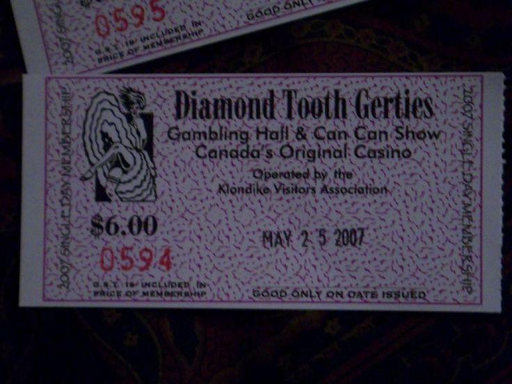 Diamond Tooth Gertie's Casino