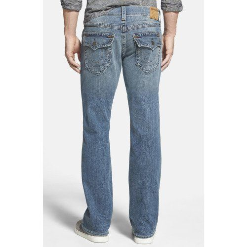 Best True Religion for Mens Billy Relaxed Bootcut Jeans for Black Friday deals 2015 at Nordstrom