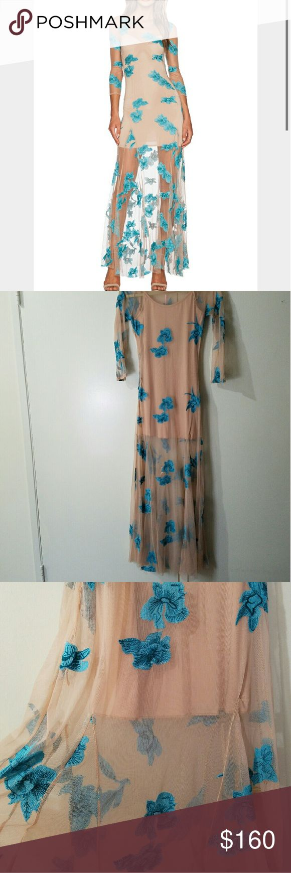 FINAL SALE 🌹Gorgeous blue orchid maxi dress FINAL SALE. Gorgeous dress very similar to the one the model wears in FL&L. This dress is sold out practically everywhere and especially in this size. It says it's a L but can easily fit a M. Runs slightly small. Perfect for photo shoots and special events. Price is firm. Not sure I want to sell this even though it is not FL&L because it's stunning in person and the quality is great with a lot of stretch. FL&L tagged for exposure. 💕💕💕 FL&L…