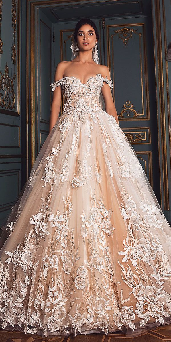 24 top wedding dresses for the bride