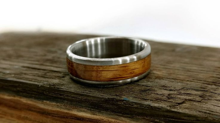 Tennessee Whiskey Barrel Ring