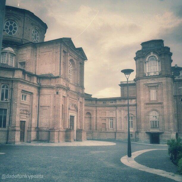 Reggia di #Venaria #Torino #Italia.