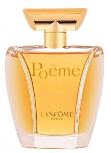 Lancome Poeme: A Riddle