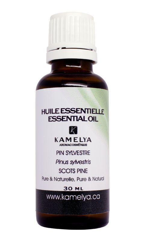 L'huile essentielle de pin sylvestre (Pinus Sylvestris) est utilisée pour…