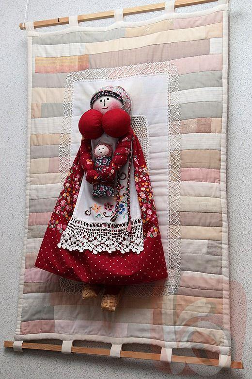 В Белгороде открылась выставка традиционного лоскутного шитья