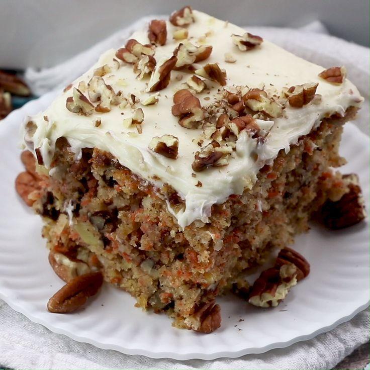 Best Carrot Cake Recipe