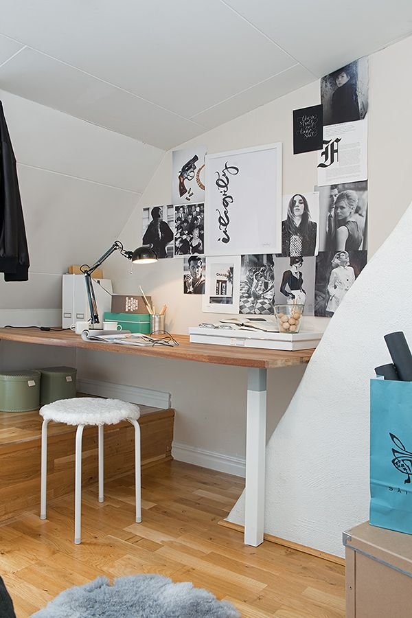 Best 25 workspace desk ideas on pinterest study interior design study space and ikea desk chair - Design interior home with ease ...