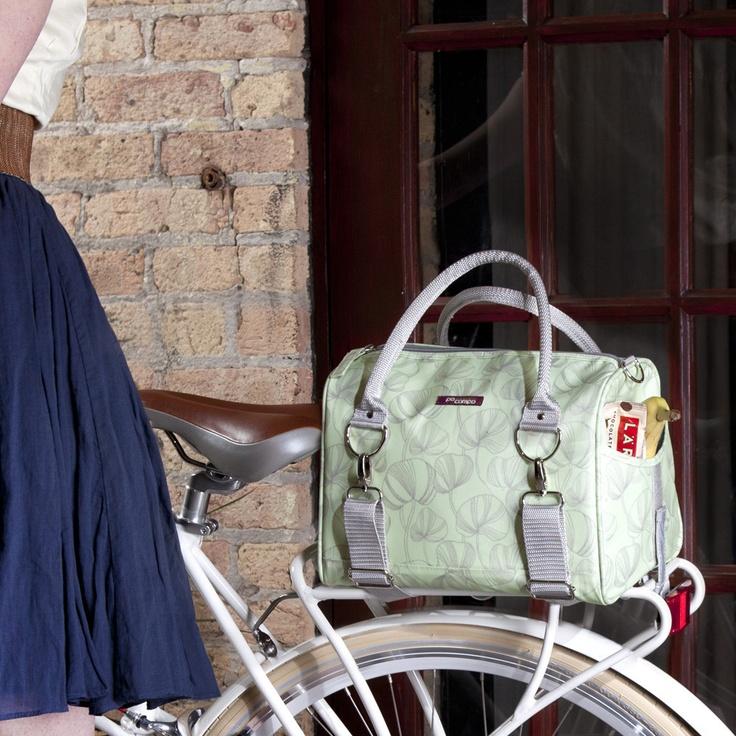 Po Campo Logan Tote Bike Bag | Eleanors