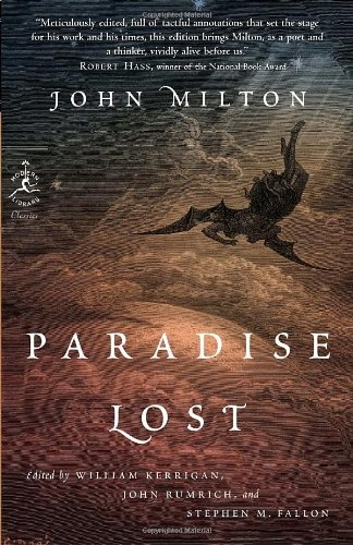 "Milton | ""Paradise Lost;"" my husband even enjoys this poem!"