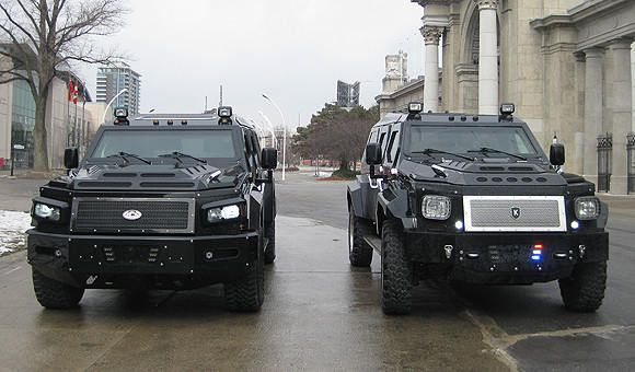 Conquest Evade And Knight Xv Armored Suv Cars And