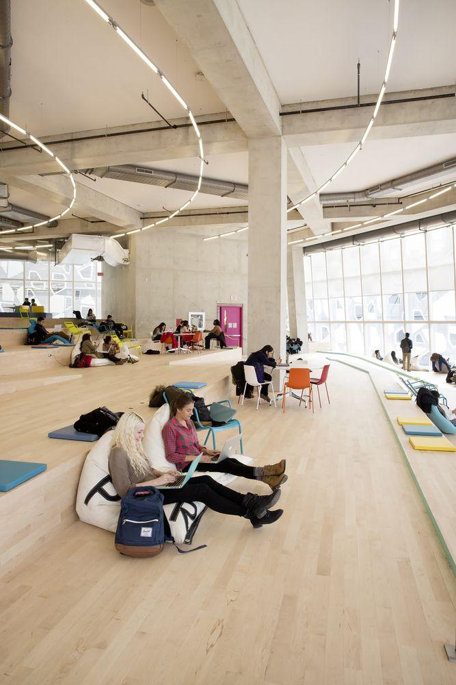 Gallery - Ryerson University Student Learning Centre / Zeidler Partnership Architects + Snøhetta - 11