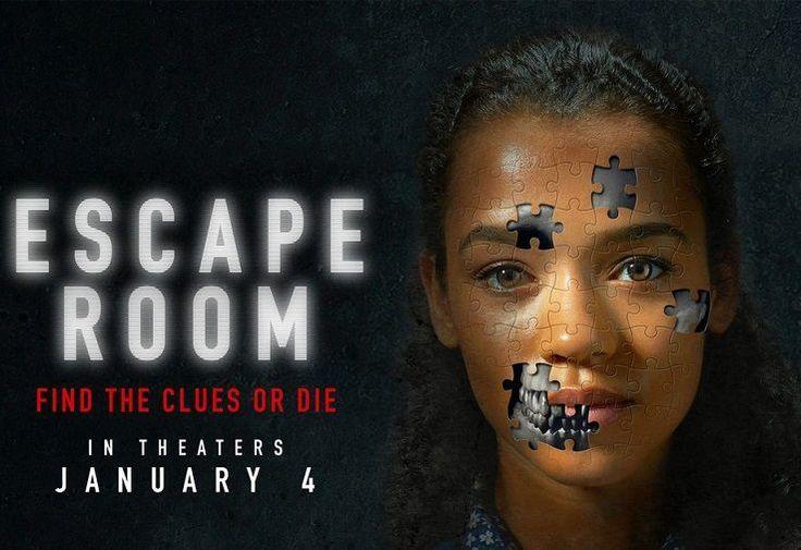 فيلم الرعب غرفة الهروب Escape Room Escaperoom
