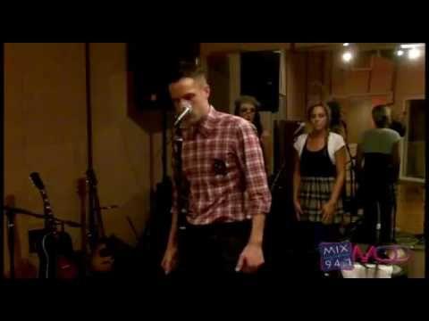 ▶ Brandon Flowers - Crossfire (Acoustic) - Mix 94.1 Underground Lounge. - YouTube