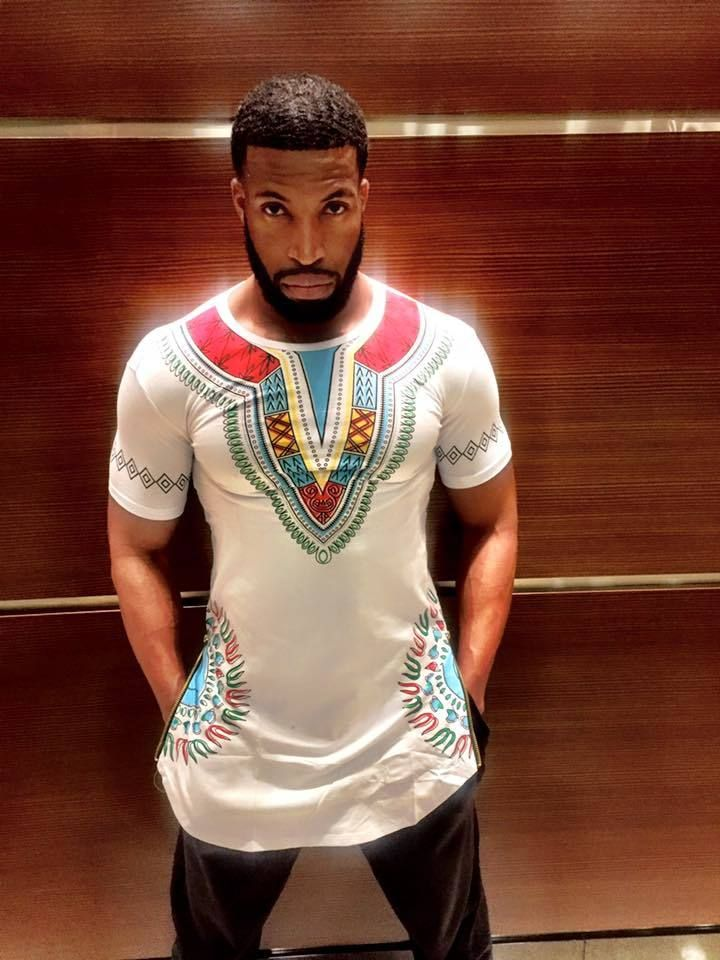 Side Zipper Shirts Dashiki Designs, African Prints