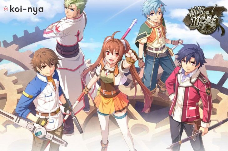 Análisis: The Legend of Heroes VI: Trails in the Sky SC (PSP, Steam) puesto que PSP no es precisamente el dispositivo más actual ni rentable para lanzar videojuegos en 2015.
