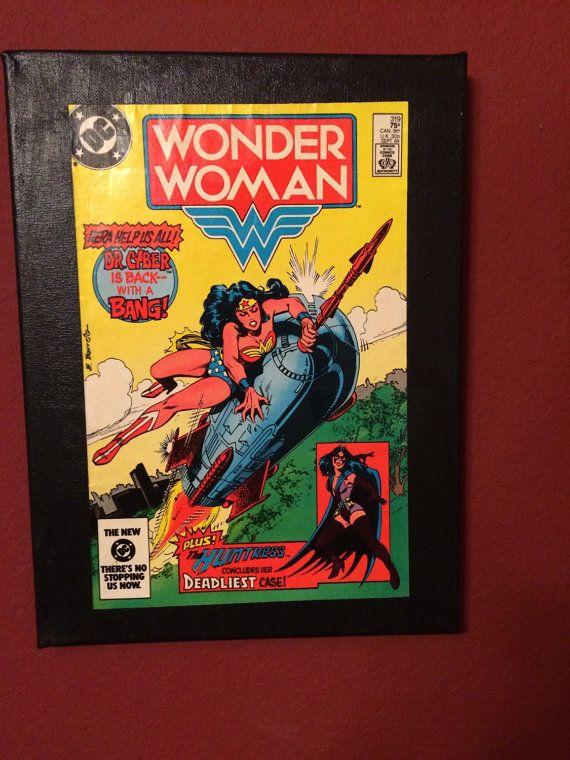 Wonder Book Cover Art : Best cool etsy stuff images on pinterest comic book