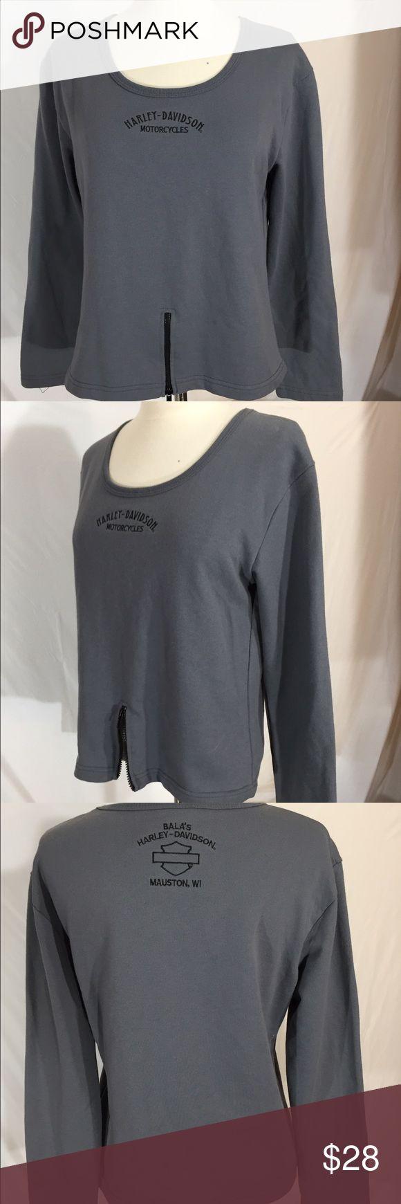 Women's Harley Davidson Sweatshirt Sz XL Excellent condition Harley-Davidson Tops Sweatshirts & Hoodies