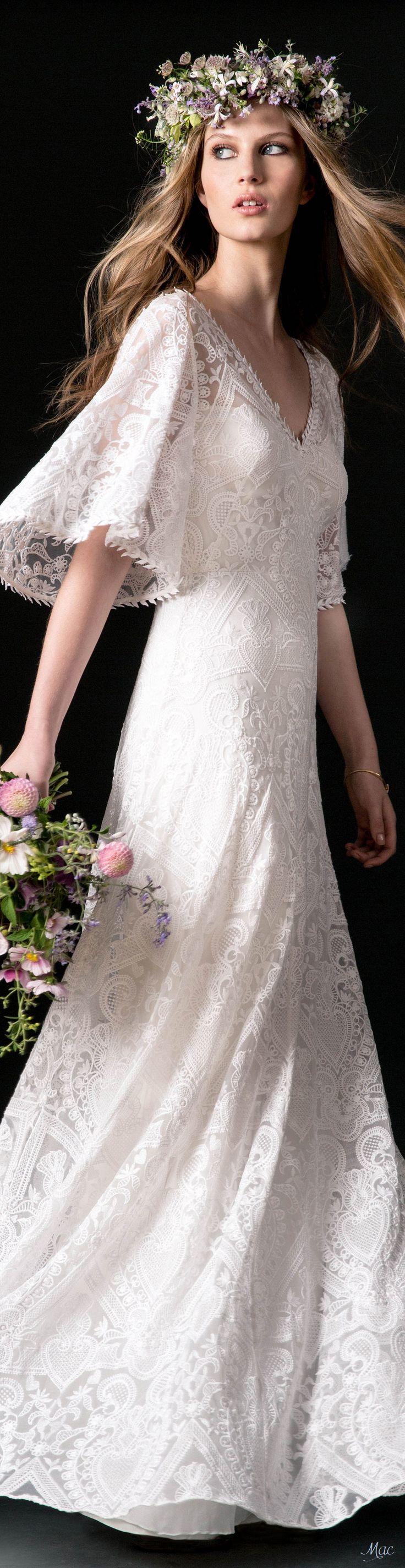 Fall 2018 Bridal Temperley London